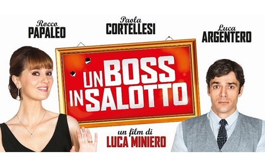 UN BOSS IN SALOTTO