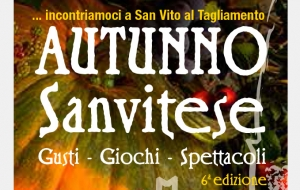 Autunno Sanvitese: 7 – 9 novembre