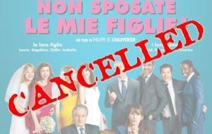 Proiezione film cancellata!!