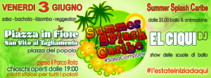 Summer Splash Caribe