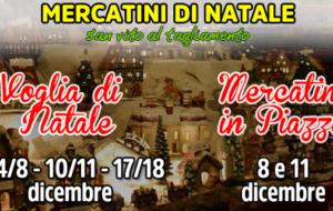 Mercatini di Natale a San Vito al Tagliamento (PN)