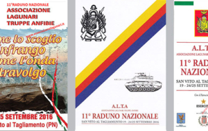 11° Raduno Nazionale Lagunari – 24/25 settembre a San Vito