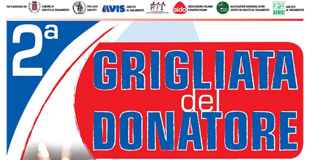 2^ Grigliata del Donatore