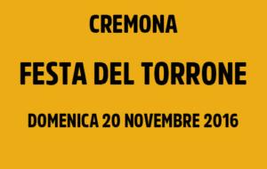 Gita a CREMONA – Festa del Torrone