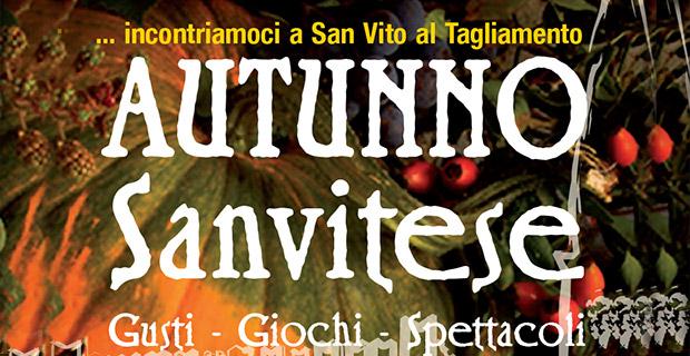 Autunno Sanvitese – 11 e 12 novembre