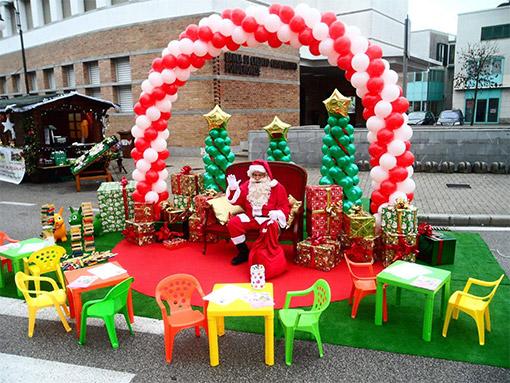 Babbo Natale per i bambini