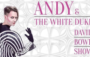 ANDY & THE WHITE DUKES – Concerto 1 maggio