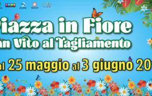 Piazza in Fiore, dal 25/05 al 03/06