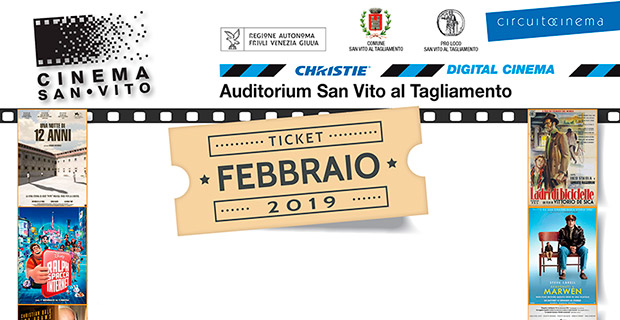 Cinema San Vito – Febbraio 2019