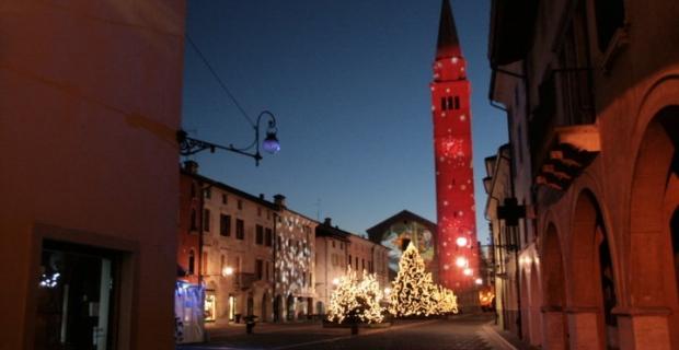 San Vito by night