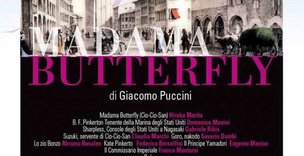 Opera in Piazza – Madama Butterfly
