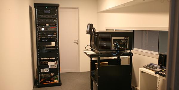Impianto Cinema Digitale