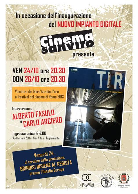 Inaugurazione Cinema Digitale