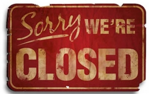 Ufficio chiuso dal 23/02 al 27/02