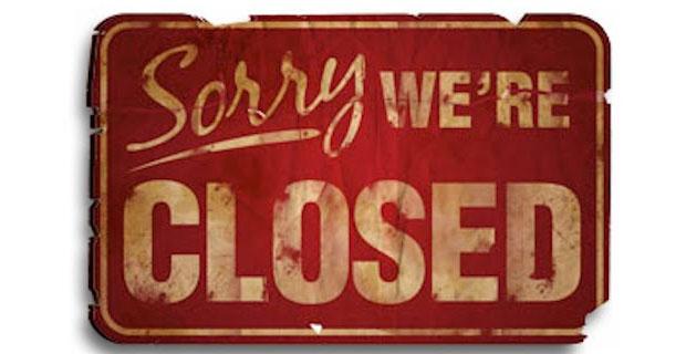 Ufficio chiuso