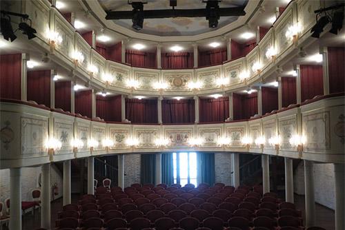 Antico Teatro Sociale Arrigoni