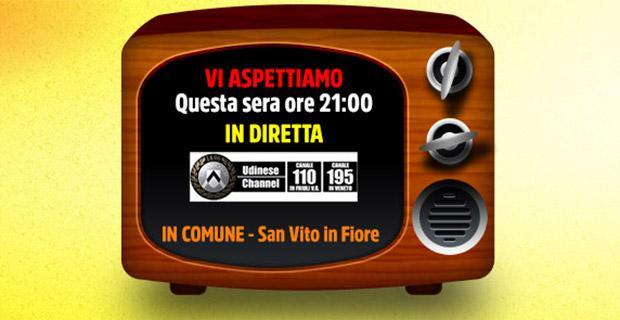 Diretta su Udinese Channel