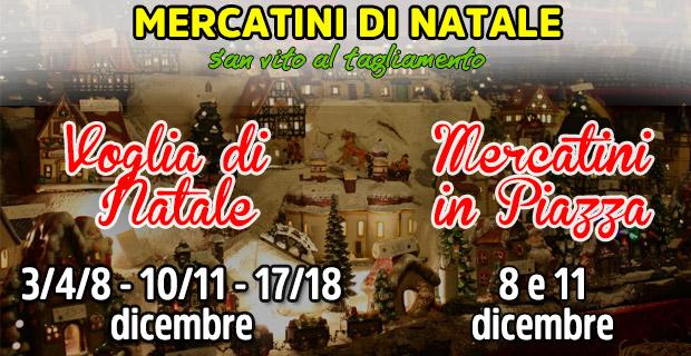 Mercatini di Natale a San Vito al Tagliamento