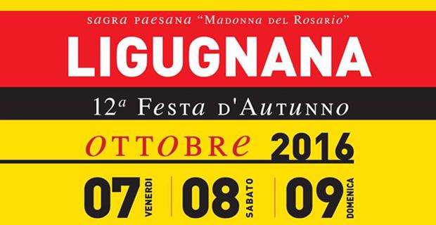 Ligugnana - 12^ Festa d'Autunno