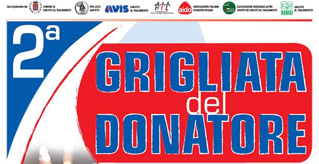 Grigliata del donatore