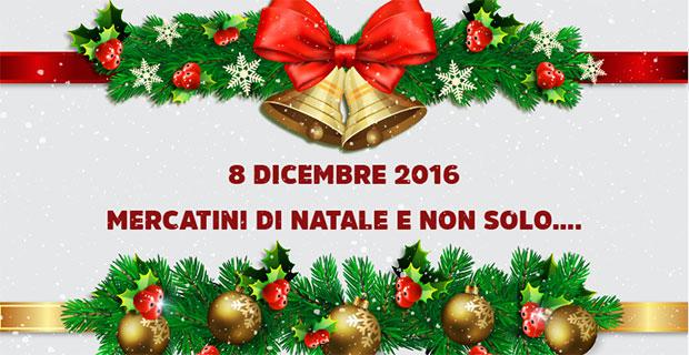 8 dicembre - Mercatini a San Vito