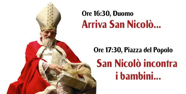 Arriva San Nicolò