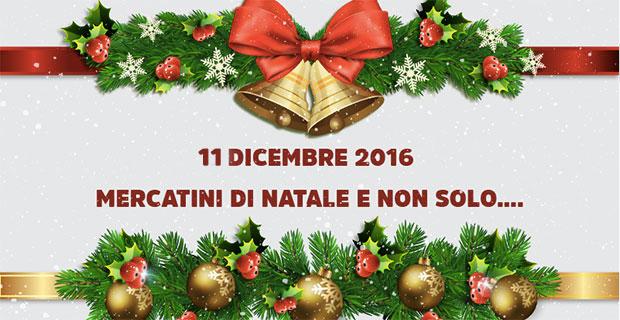 Mercatini sanvito 11 dicembre