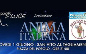 Concerto ANIMA ITALIANA by Bagliori di Luce