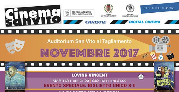 Cinema - Novembre 2017
