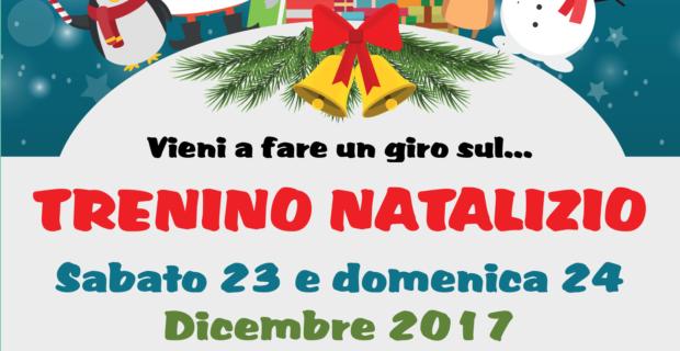 Il Trenino Natalizio di San Vito