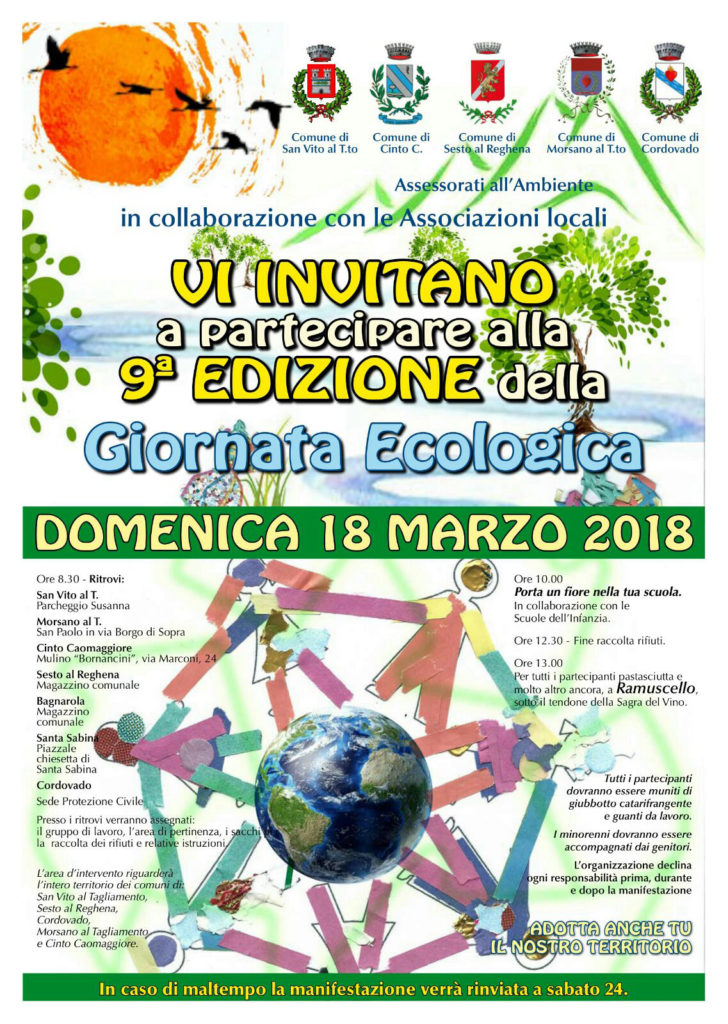 Giornata ecologica 2018