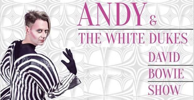 ANDY & THE WHITE DUKES – Concerto 1 maggio