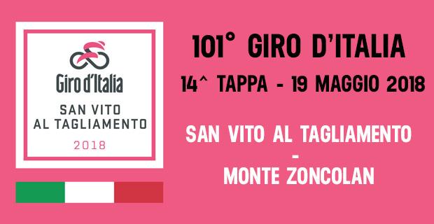 Giro d'Italia a San Vito al Tagliamento