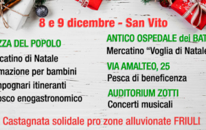 1° weekend di Natale a San Vito