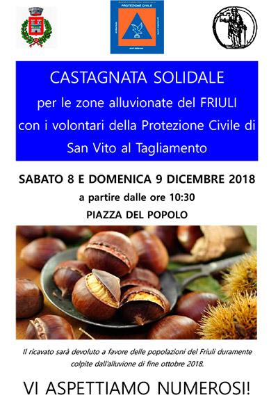 Castagnata Solidale