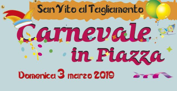 Carnevale in Piazza – 3 e 5 marzo