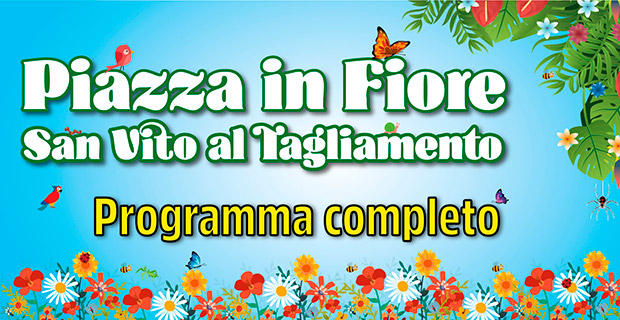 Piazza in Fiore 2019 – Programma completo