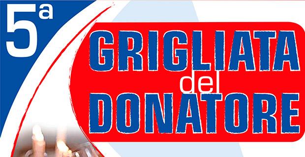 5^ Grigliata del Donatore