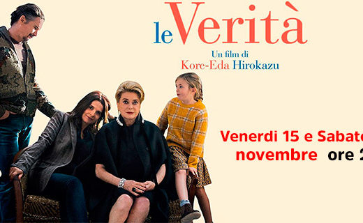 La verita - Cinema Sanvito