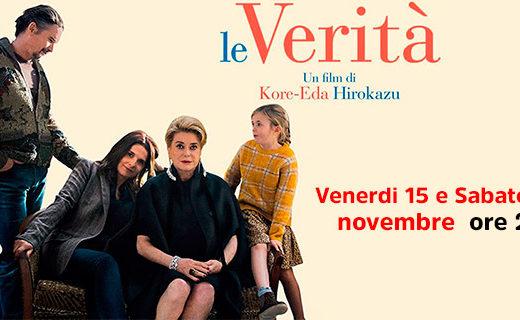 La verita - Cinema Sanvito