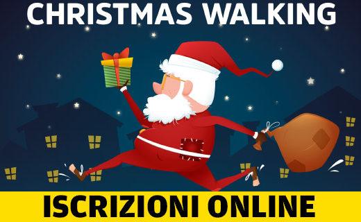 Christmas Walking - Iscrizioni online