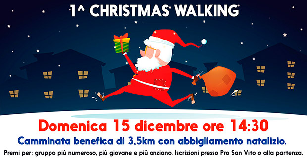 Christmas Walking