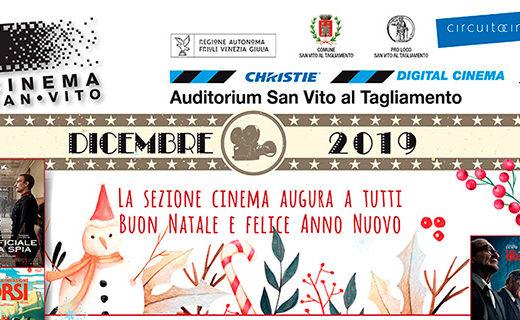 Cinema San Vito - Dicembre 2019