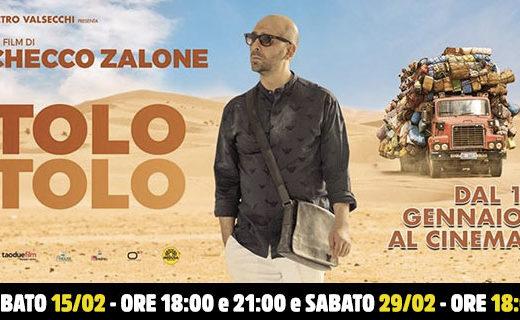 Tolo Tolo - Cinema san vito