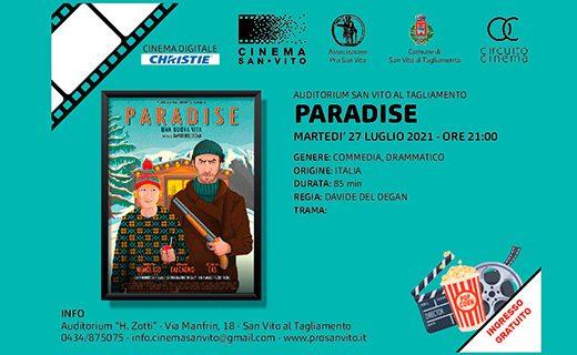 PARADISE: una nuova vita