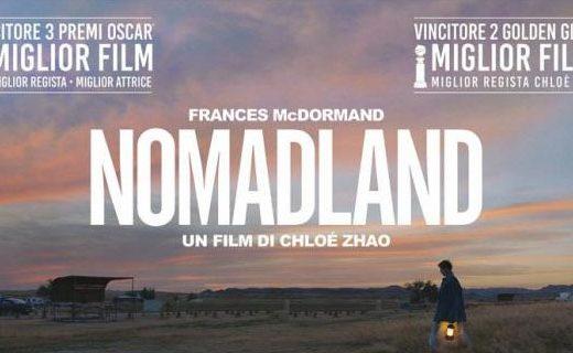 Proiezione film cinema: Nomadland