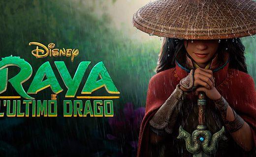 FILM: Raya, l'ultimo drago